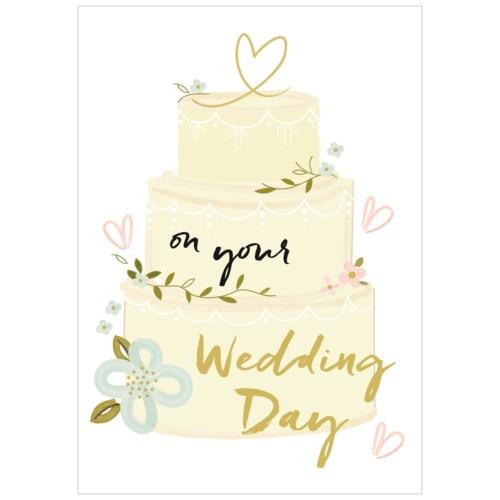 Wedding Cake Think of Me Designs