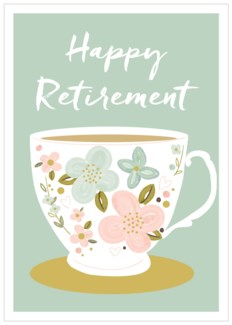 Retirement|Think of Me Designs