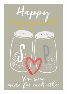 Happy Engagement|Think of Me Designs