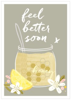 Feel Better Soon|Think of Me Designs