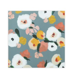 Dusk Florals Thought Jotter