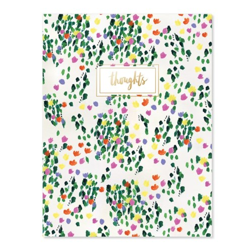 Tulip Fields Thought Jotter