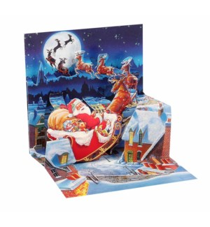 Santa'S Sleigh 3 Pack