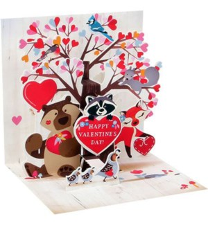 Woodland Valentine