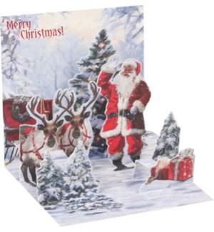 Jolly Santa 3 Pack