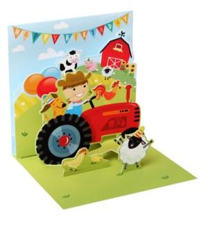 Farmer Boy Birthday