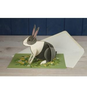 Pop Out Rabbit|Art Angels