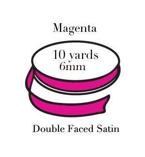 Magenta Quarter Inch|Pohli