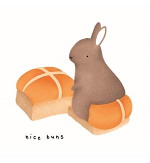 Nice Buns|Art Press