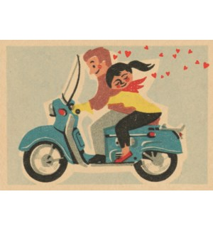 Scooter Love|Art Press