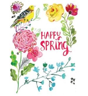 Happy Spring|Calypso