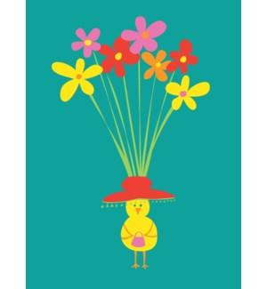 Easter Bonnet Chick|Great Arrow