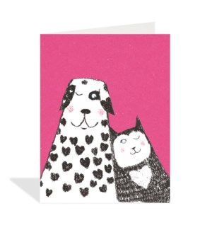 Dog Cat Love|Halfpenny