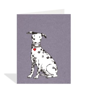 Dog Collar Heart|Halfpenny