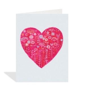 Flower Heart|Halfpenny