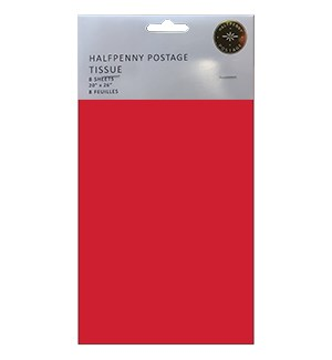 Red Tissue|Halfpenny