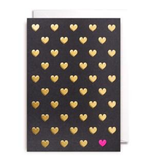 Polka Dot Hearts|Lagom Design