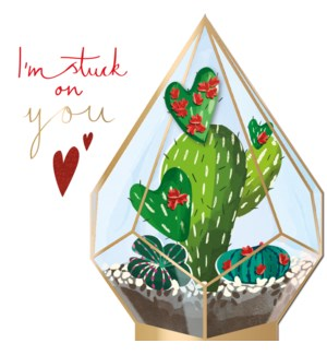 Im Stuck On You|Ling Design