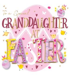Special Granddaughter Ling Design