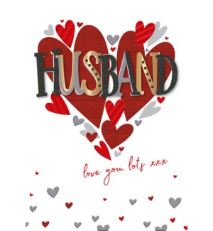Husband Hearts|Ling Design