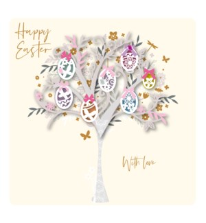 Easter Egg Tree Ling Design