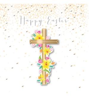 Easter Cross Ling Design