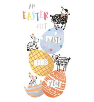 Easter Sheep Ling Design