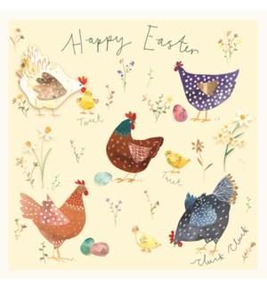 Easter Chicks Ling Design