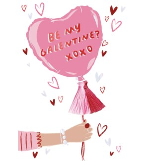Be My Galentine|Ling Design