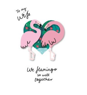 Flamingo So Well|Ling Design