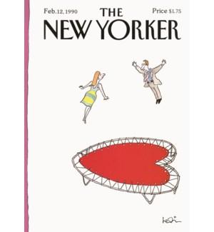Valentine Trampoline|New Yorker