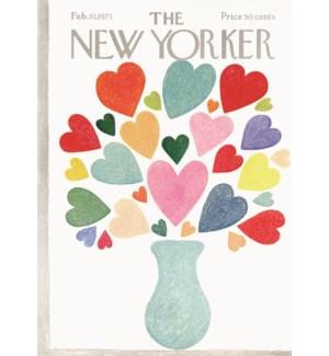 Vase Of Flowers|New Yorker