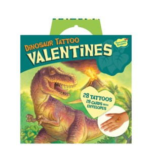Dinosaur Tattoo Super Fun Pack