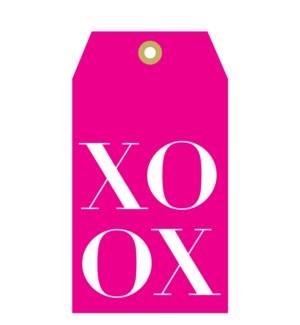 Pink Tag XOXO|Presto