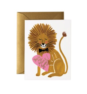 My Mane Squeeze Card|Z