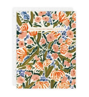 Pink And Blue Floral|Seedlings