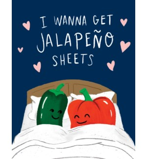 Jalapeno Sheets| Waste Not Paper