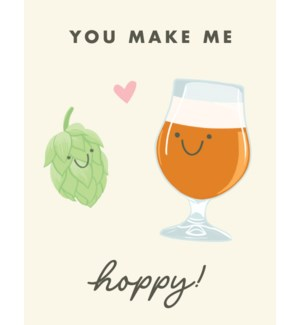 Make Me Hoppy| Waste Not Paper