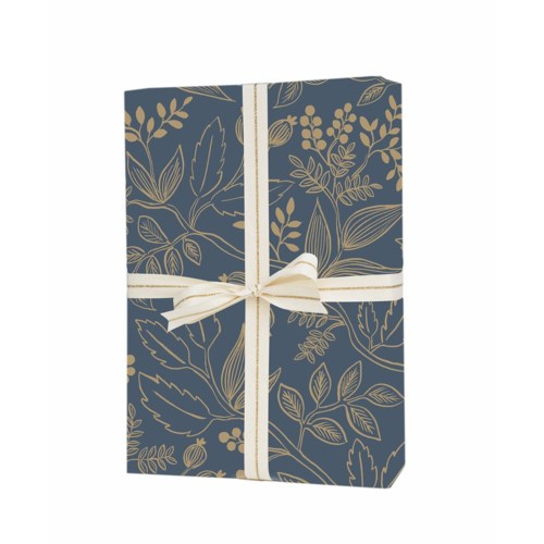 Single Queen Anne Wrapping Sheet (Flat)