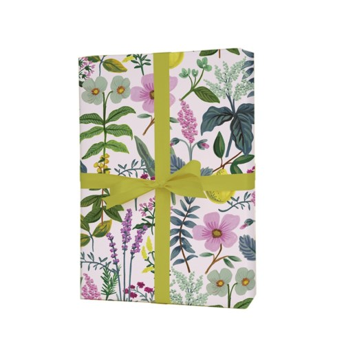 Roll of 3 Herb Garden Wrapping Sheets