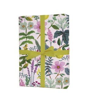 Single Herb Garden Wrapping Sheets (Flat)