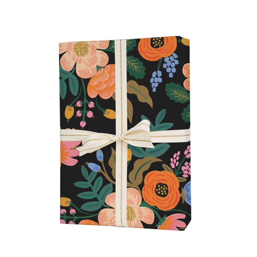 Roll of 3 Bordeaux Wrapping Sheets
