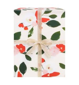 Holiday Foliage Wrap Sheet