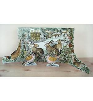 ADVENT-We Three Hares|Art Angels