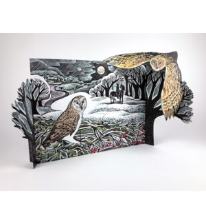ADVENT-Owl Flight|Art Angels