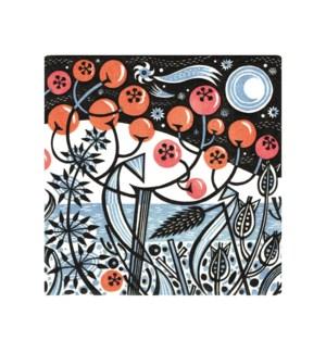 Winter Berries Art Angels