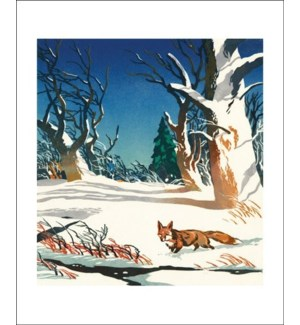 The Red Fox|Art Angels