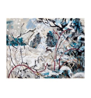 Snow Bound Art Angels