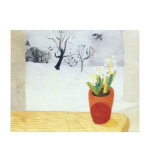 Rooks Hyacinth Snow Art Angels