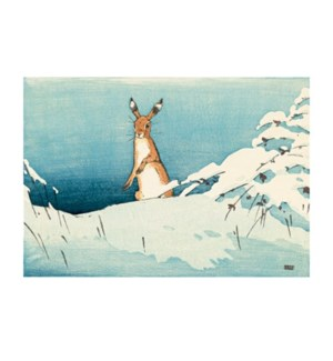 Snow & Hare Art Angels